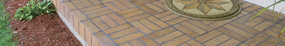 Outdoor Porch Tile Textures and Sizes