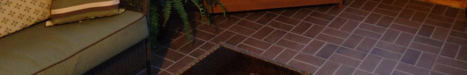 Sunroom Tile